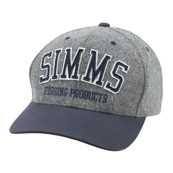 Simms WOOL VARSITY CAP Unisex