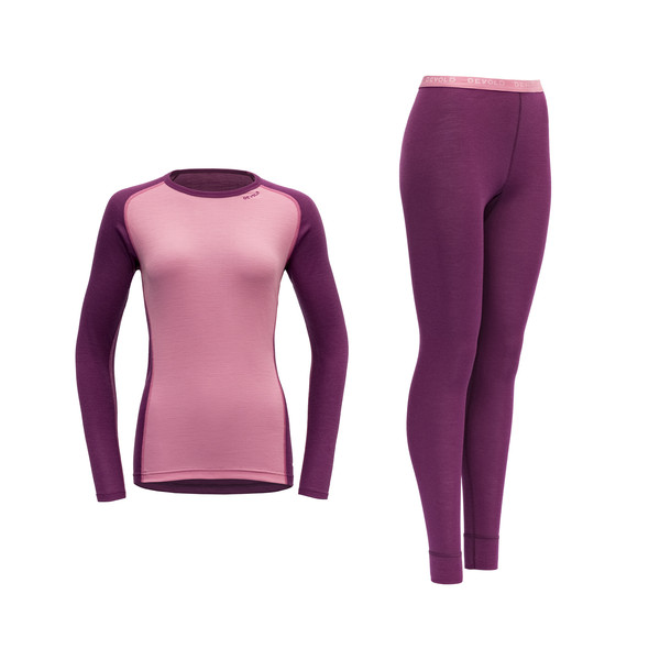Devold MULTI SPORT SET WOMAN Dam