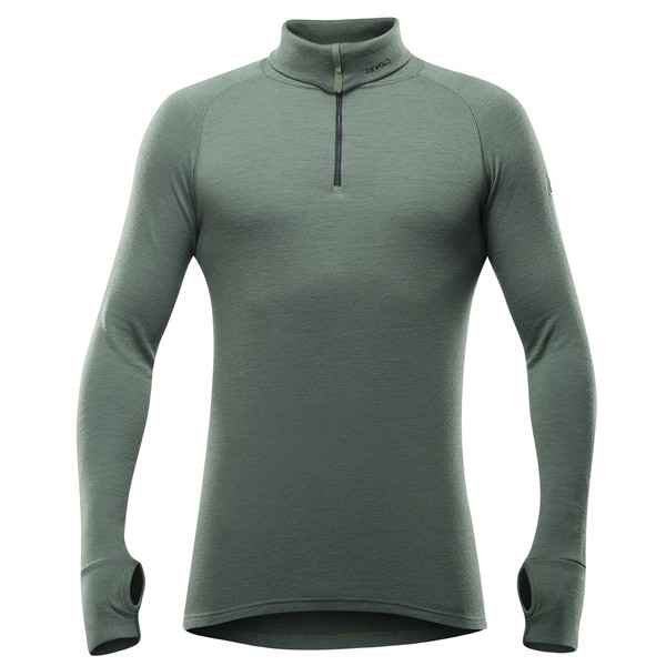 Devold EXPEDITION MAN ZIP NECK Herr