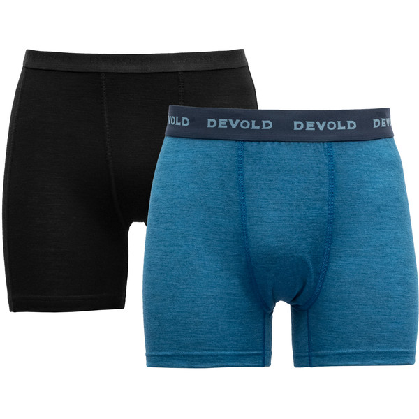 Devold BREEZE MAN BOXER 2-PACK Herr