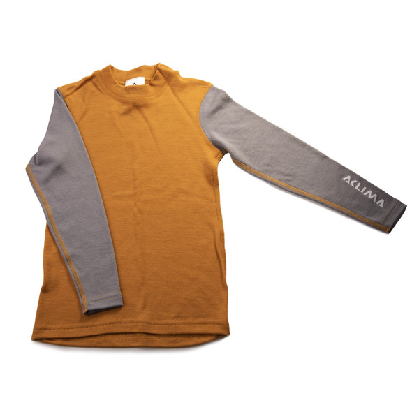 Aclima K WARMWOOL SHIRT CREW NECK Barn