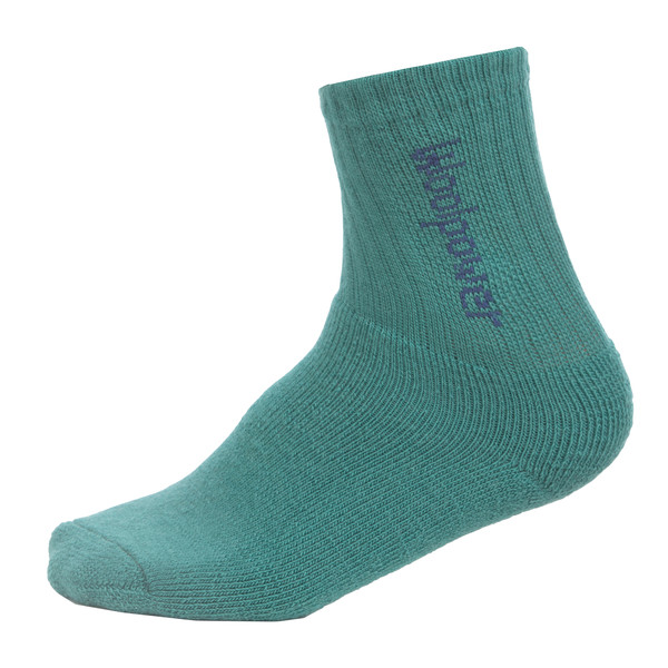 Woolpower KIDS SOCKS LOGO 400G Barn