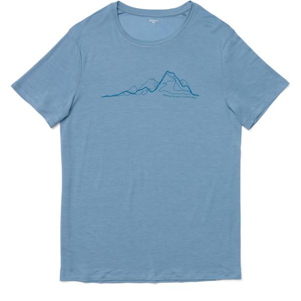 Houdini M' S TREE MESSAGE TEE Herr - T-shirt