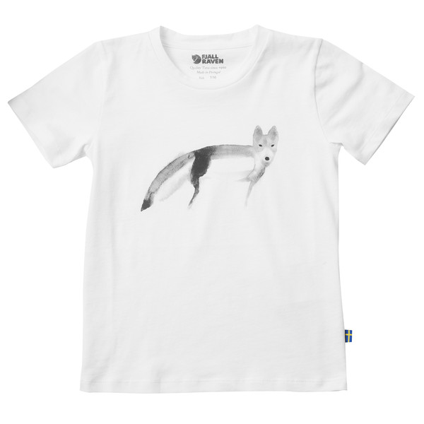 Fjällräven KIDS WATERCOLOUR FOX T-SHIRT Barn