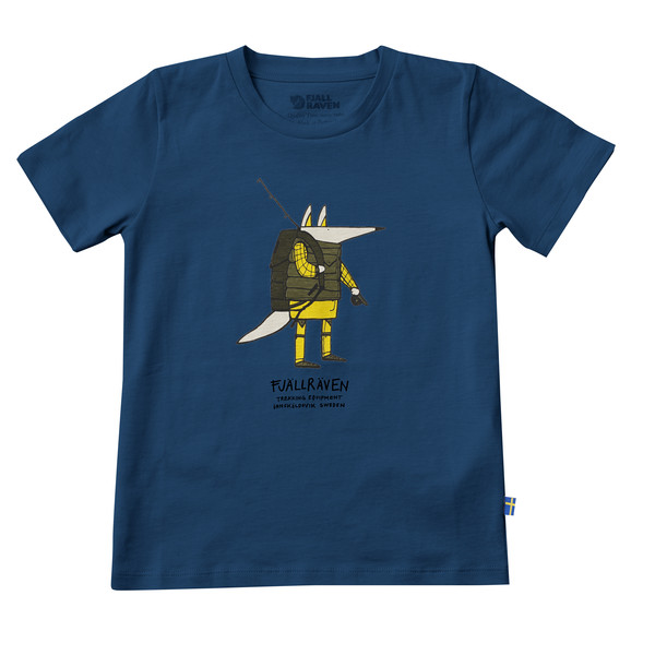 Fjällräven KIDS TREKKING FOX T-SHIRT Barn