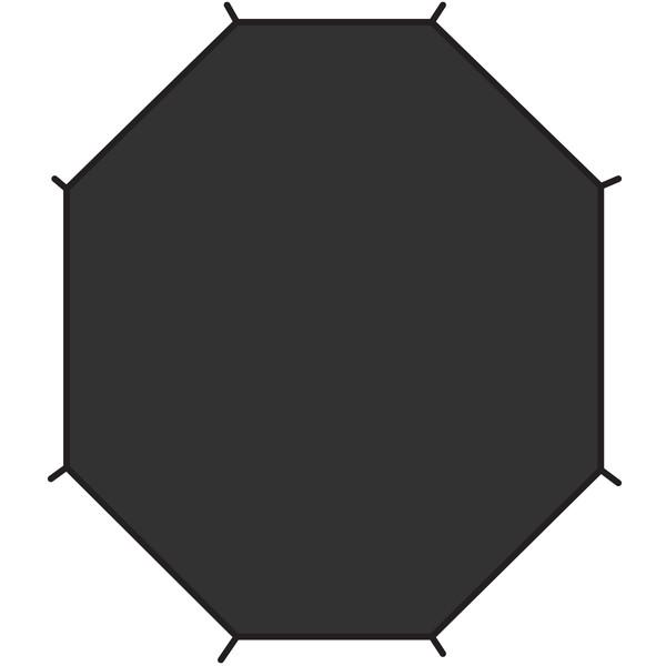 Fjällräven VIEW 2 FOOTPRINT Unisex