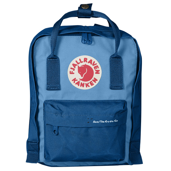 Fjällräven SAVE THE ARCTIC FOX KÅNKEN MINI Unisex