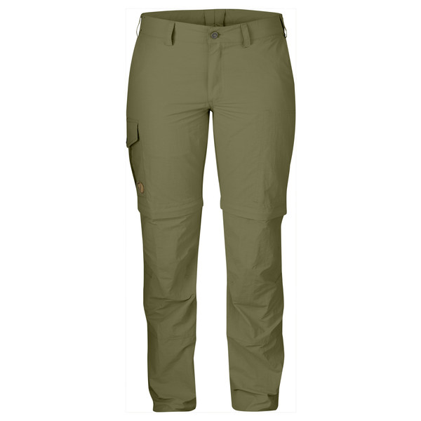 Fjällräven KARLA ZIP-OFF MT TROUSERS Dam