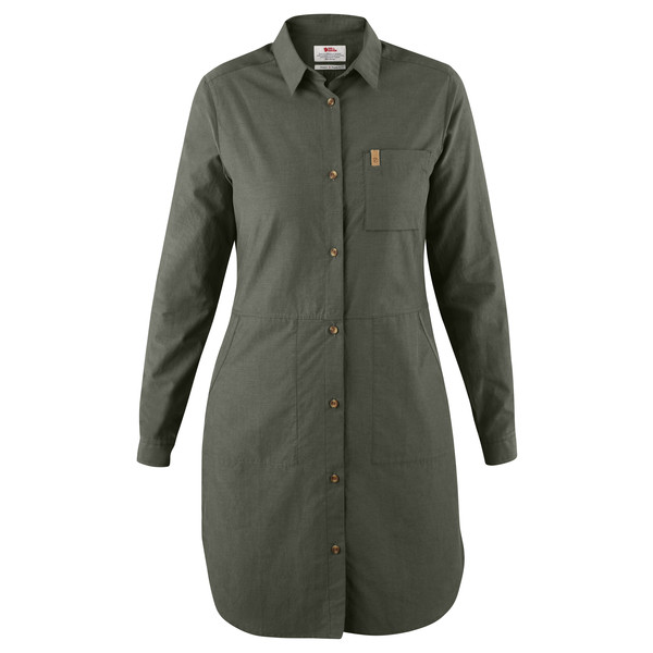 Fjällräven ÖVIK SHIRT DRESS W Dam