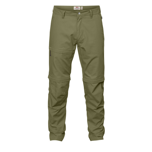 Fjällräven TRAVELLERS ZIP-OFF TROUSERS M Herr