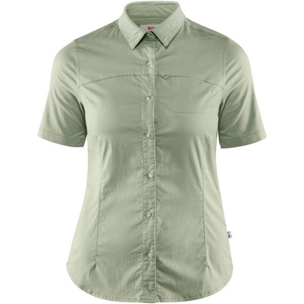 Fjällräven HIGH COAST STRETCH SHIRT SS W Dam