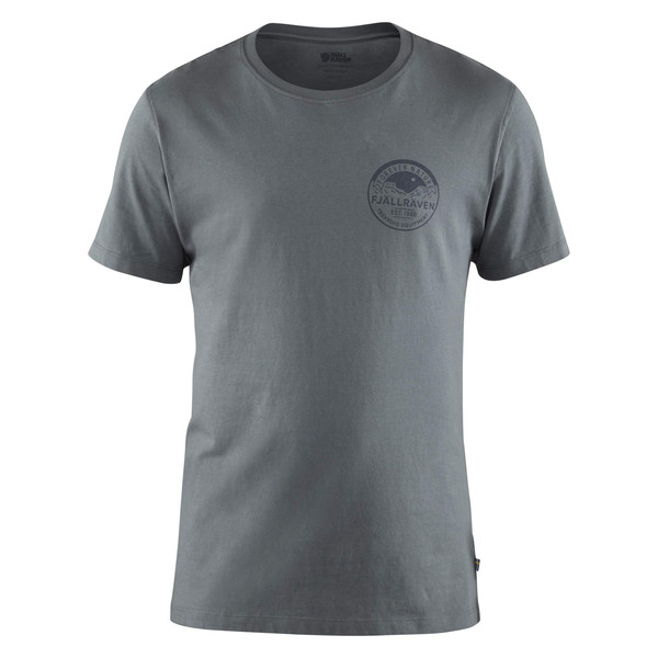 Fjällräven FOREVER NATURE BADGE T-SHIRT M Herr
