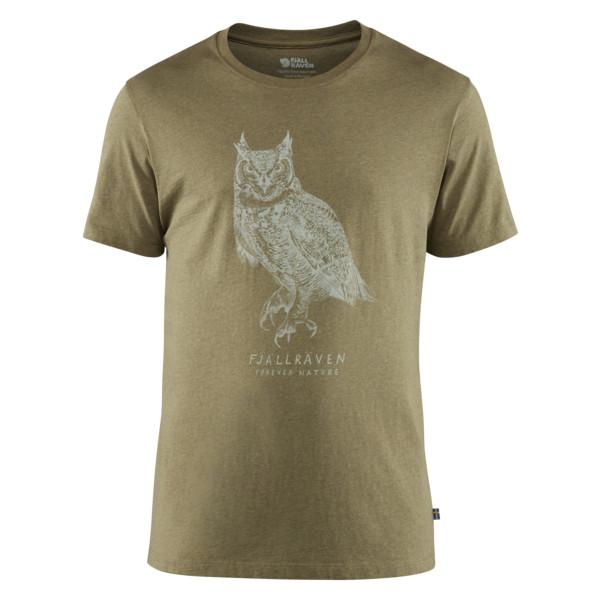 Fjällräven OWL PRINT T-SHIRT M Herr