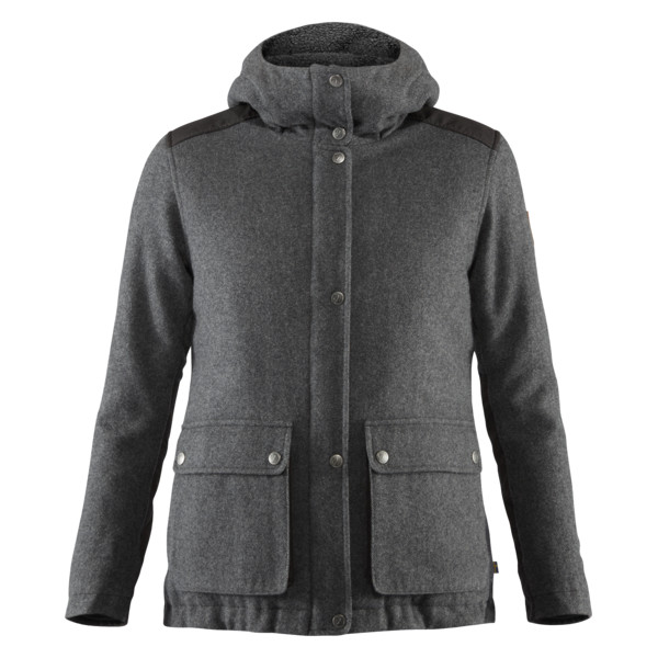 Fjällräven GREENLAND RE-WOOL JACKET W Dam