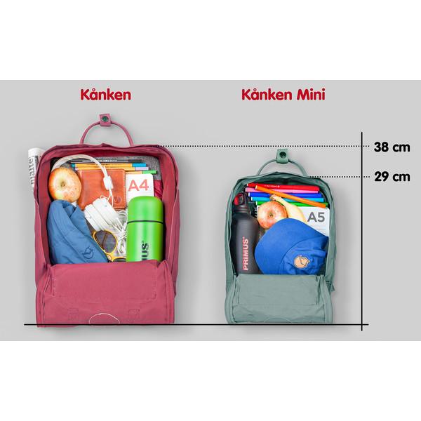 Fjällräven Kånken Mini 7L Dusk • Se priser (3 butiker) »