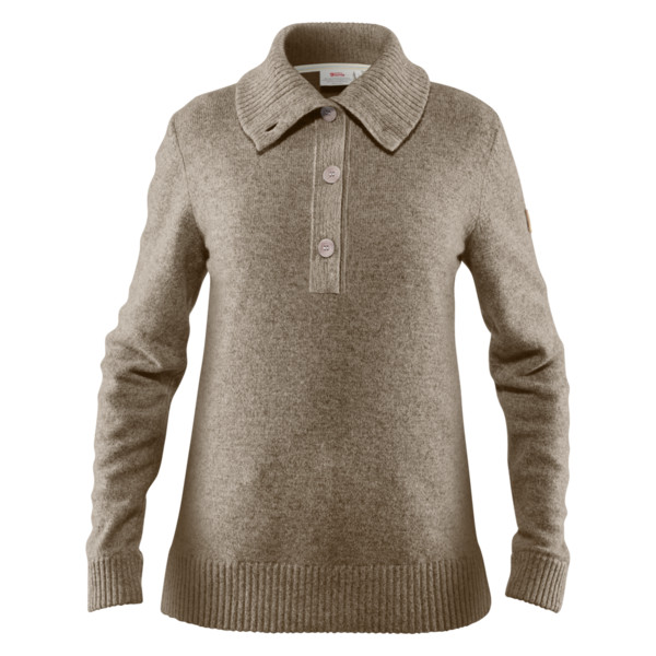 Fjällräven GREENLAND RE-WOOL SWEATER W Dam