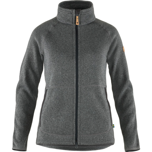 Fjällräven ÖVIK FLEECE ZIP SWEATER W Dam