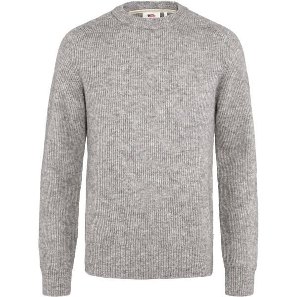 Fjällräven VISBY SWEATER M Herr - Stickad tröja