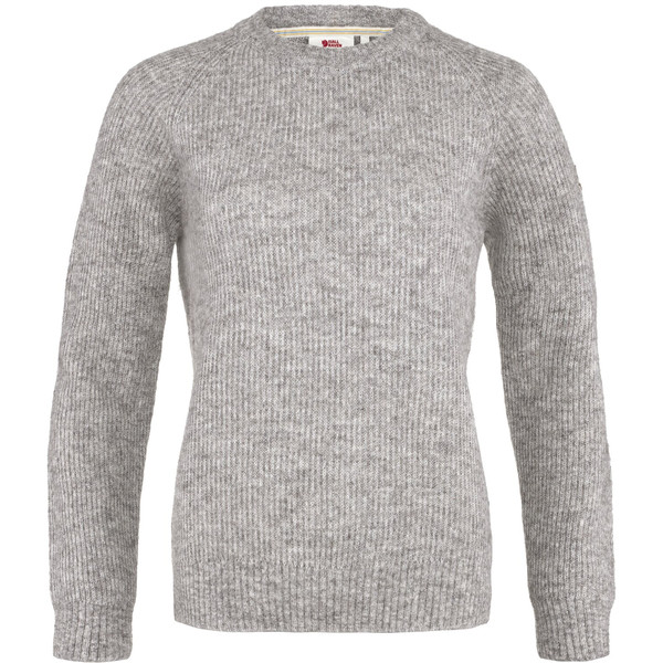 Fjällräven VISBY SWEATER W Dam - Stickad tröja