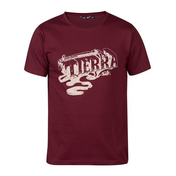 Tierra MELTING TEE M Herr