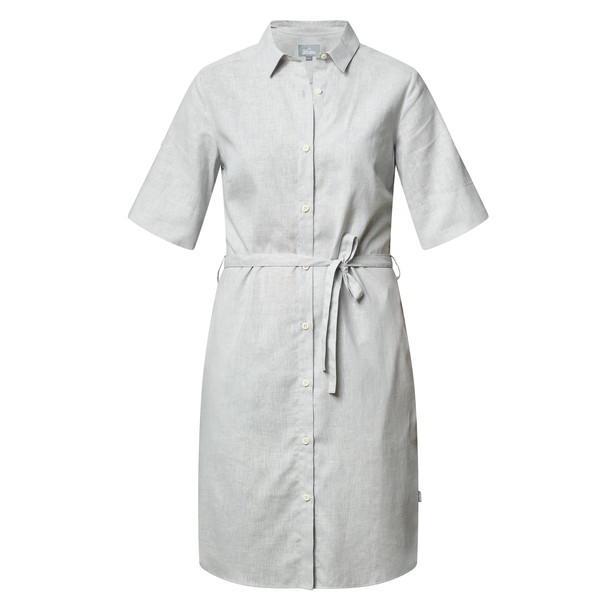 Tierra KAIPARO HEMP DRESS W Dam