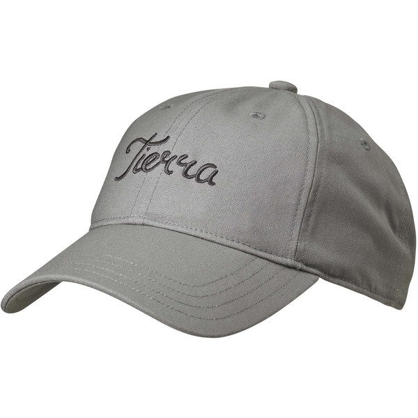 Tierra EMBROIDED ORGANIC COTTON 6 PANEL CAP Unisex