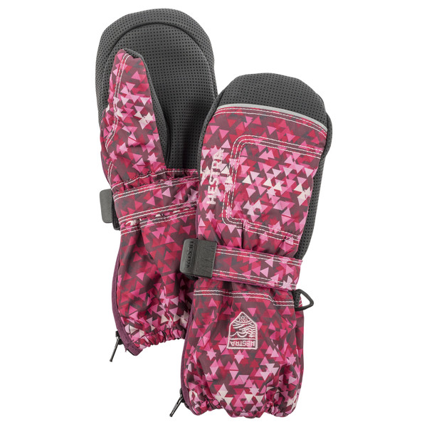 Hestra BABY ZIP LONG - MITT Barn