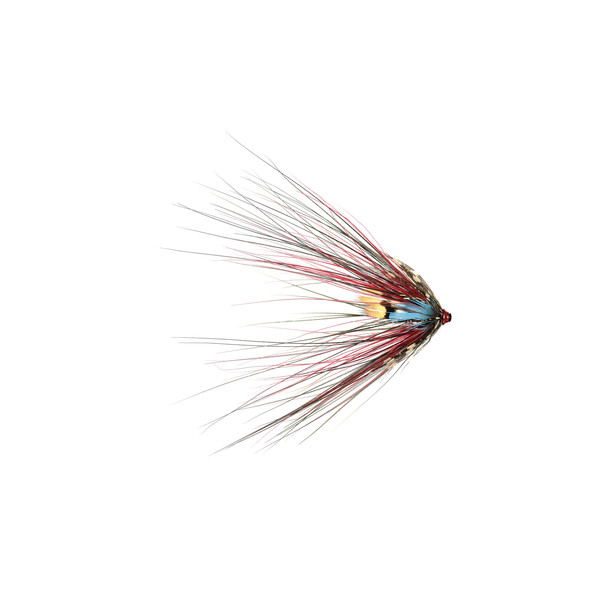 Frodinflies SEA TROUT SPEY SERIES - BLACK DOCTOR SPEY 6 CM