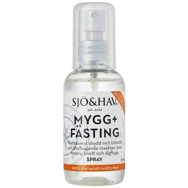 Sjö & Hav MYGG &  FÄSTING SPRAY 75 ML