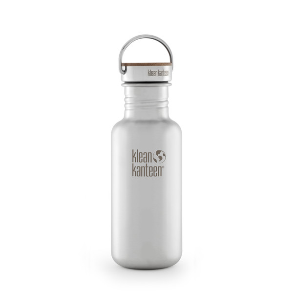 Klean Kanteen 532ML REFLECT (W/STAINLESS UNIBODY BAMBOO CAP)