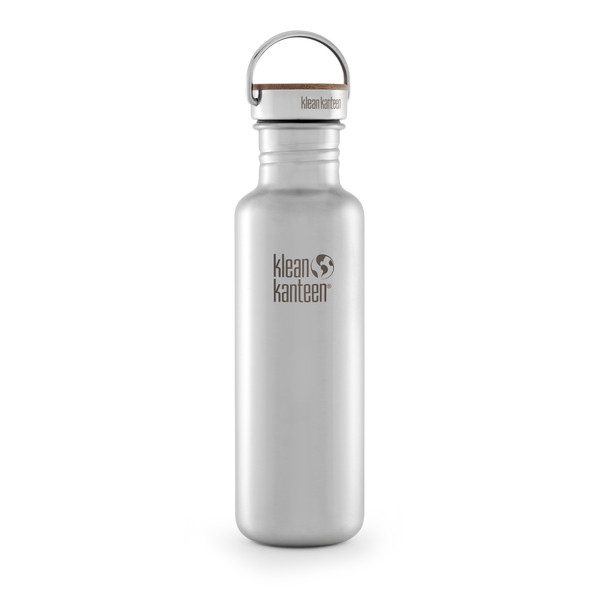 Klean Kanteen 800ML REFLECT (W/STAINLESS UNIBODY BAMBOO CAP)