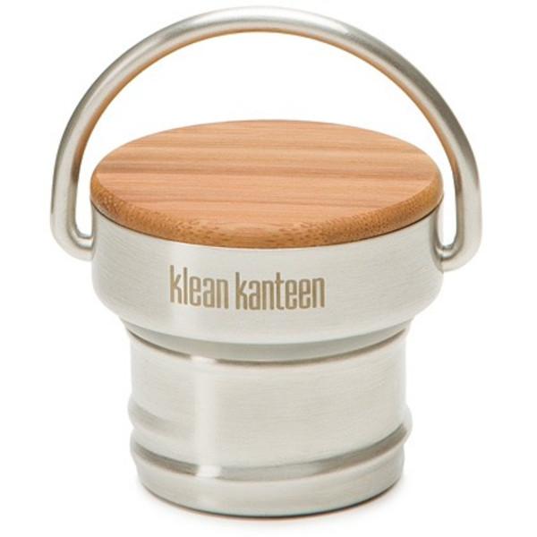 Klean Kanteen BAMBOO CAP (FOR CLASSIC BOTTLES)