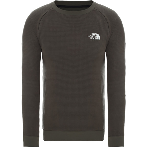 The North Face M SUMMIT L2 POWERGRID VRT PULLOVER Herr