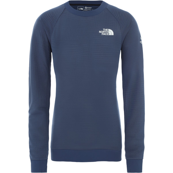 The North Face W SUMMIT L2 POWERGRID VRT PULLOVER Dam
