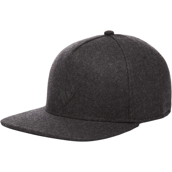 Black Diamond WOOL TRUCKER HAT Unisex