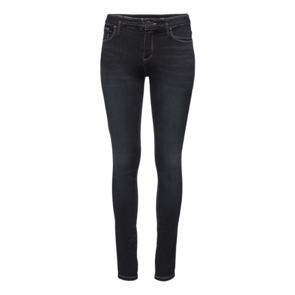 Black Diamond W FORGED DENIM PANTS
