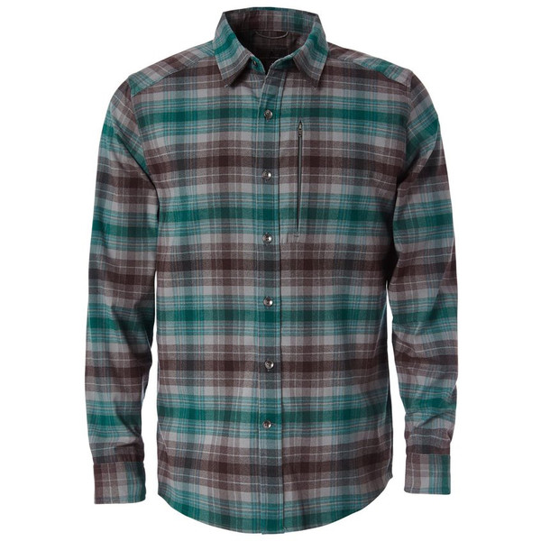 Royal Robbins MERINOLUX FLANNEL L/S SHIRT Herr
