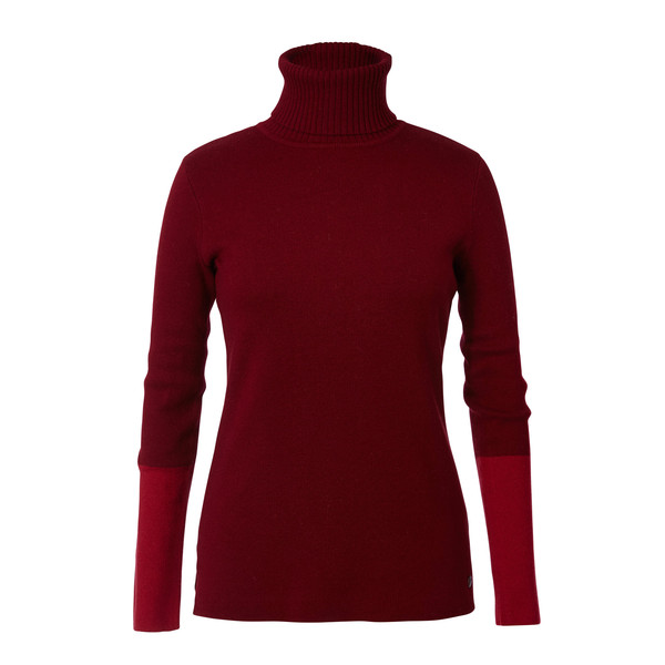 Royal Robbins ALL SEASON MERINO TURTLENECK Dam