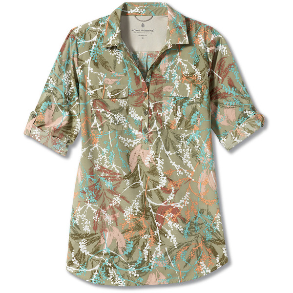 Royal Robbins EXPEDITION TUNIC PRINT Dam