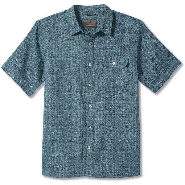 Royal Robbins COOL MESH ECO PRINT S/S Herr