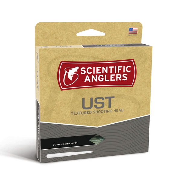 3M Scientific Anglers UST SH.HEAD  - F/H/I