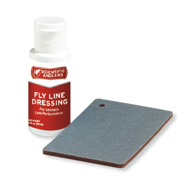 3M Scientific Anglers FLY LINE DRESSING W/ PAD