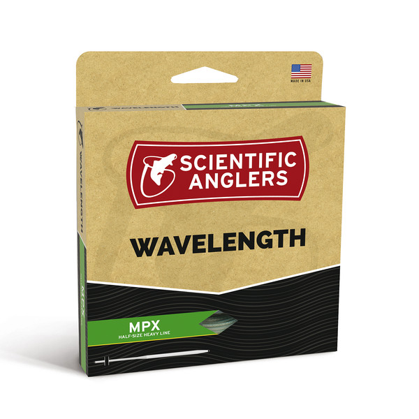 3M Scientific Anglers WAVELENGHT MPX