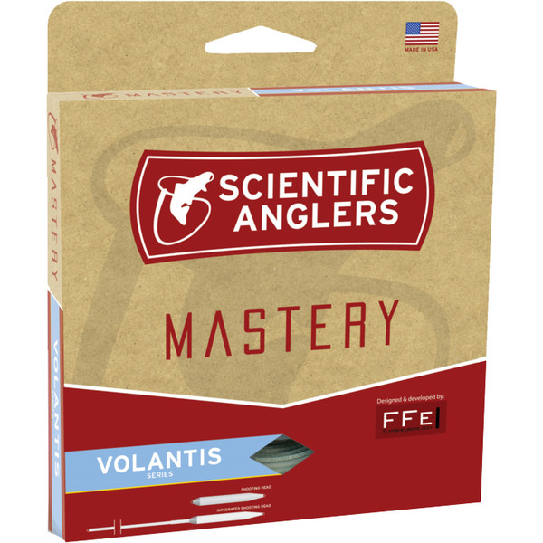 3M Scientific Anglers VOLANTIS INTEGRATED FLOATING