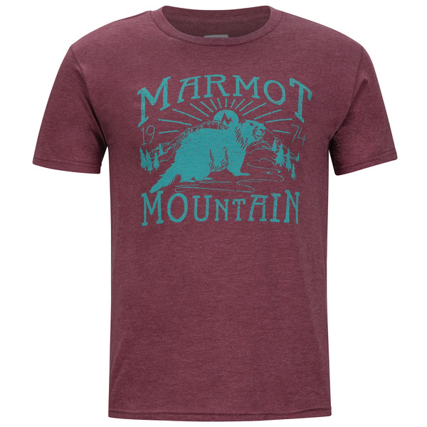 Marmot SUNRISE MARMOT TEE SS Herr