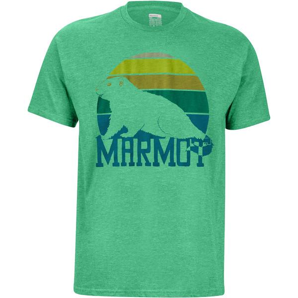 Marmot DAWNING MARMOT TEE SS Herr