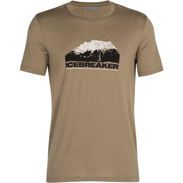Icebreaker M TECH LITE SS CREWE ICEBREAKER MOUNTAIN Herr - T-shirt