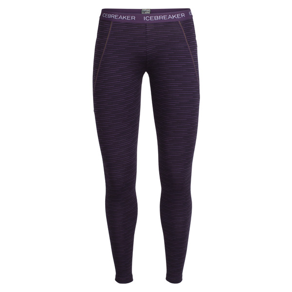 Icebreaker WMNS WINTER ZONE LEGGINGS COULOIR Dam
