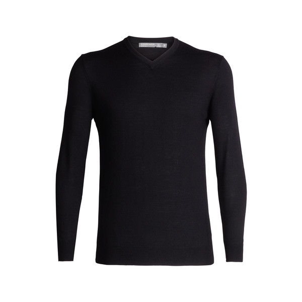 Icebreaker MENS SHEARER V SWEATER Herr