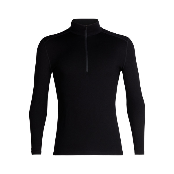 Icebreaker MENS 260 TECH LS HALF ZIP